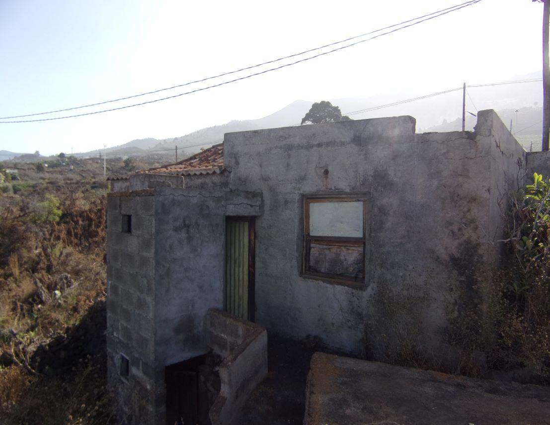 Altkanarisches Haus Las Manchas de Abajo