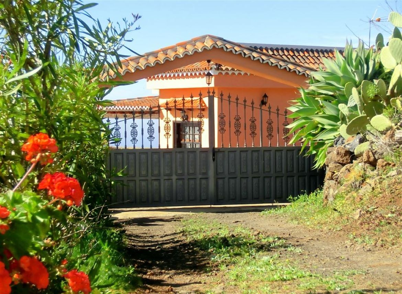 Haus in Tijarafe